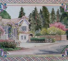 Riverglen Cottage by Sally Sargent
