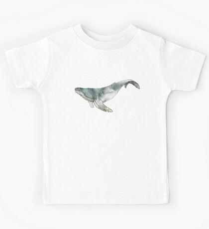 Humpback Whale Kids Tee