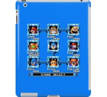 Mega Man x Super Smash Bros iPad Case/Skin