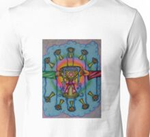 Ten of Cups Tarot Pink for Cancer Unisex T-Shirt