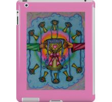 Ten of Cups Tarot Pink for Cancer iPad Case/Skin