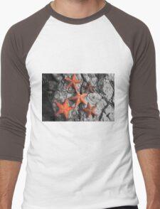 Starfish Men's Baseball ¾ T-Shirt