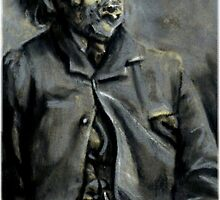 Altered, Joseph Merrick by Cameron Hampton