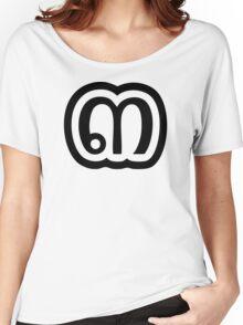 Thailand Number 3 / Three / ๓ (Sam) Thai Language Script Women's Relaxed Fit T-Shirt