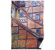 Tutor architecture in Copenhagen, Denmark Poster