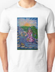 Princess of Cups  Triumph of Life Tarot T-Shirt