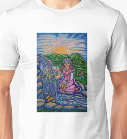 Princess of Cups  Triumph of Life Tarot Unisex T-Shirt