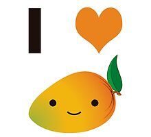 I heart Mangos by Eggtooth