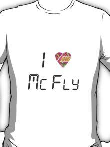 I Love McFly T-Shirt