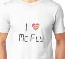 I Love McFly Unisex T-Shirt