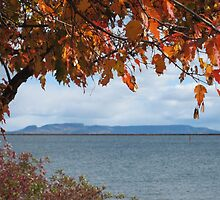 The Sleeping Giant - Thunder Bay, ON by Rochelle Smith