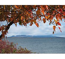 The Sleeping Giant - Thunder Bay, ON Photographic Print