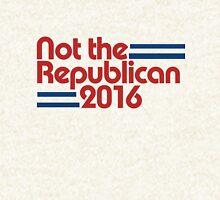Not the republican 2016 democrat Pullover