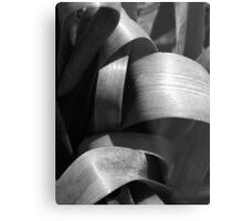 Like Ribbon Metal Print