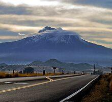 Mount Shasta by ToddDuvall