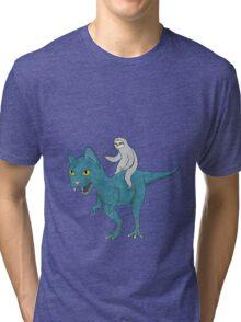 To Victory Tri-blend T-Shirt