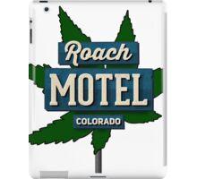 Marijuana Roach Motel Colorado iPad Case/Skin