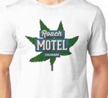 Marijuana Roach Motel Colorado Unisex T-Shirt