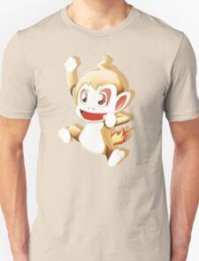 Pokemon Chimchar Cheers  Unisex T-Shirt