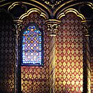 La Sainte Chapelle by Marcia Luly