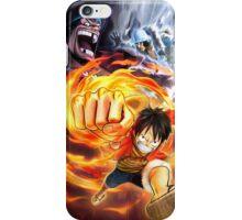 One Piece Luffy iPhone Case/Skin