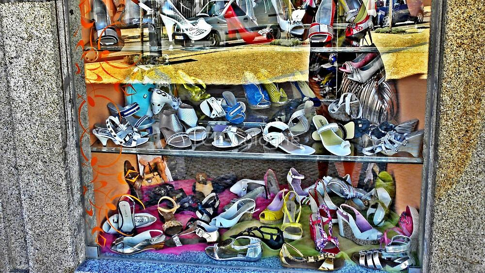 Shoes by TCL-Cologne