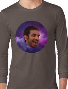 treat yo self galaxy Long Sleeve T-Shirt