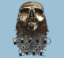 Beard to the Bone. by James Fosdike