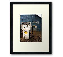 Bowser Framed Print