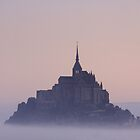 Mount Saint Michel by smallan