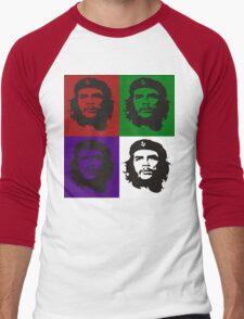 Freo Che Men's Baseball ¾ T-Shirt