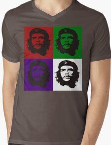 Freo Che Mens V-Neck T-Shirt