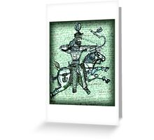 Shapur II  Greeting Card
