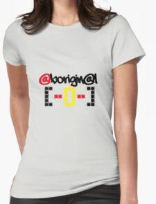@borigin@l [-0-] Womens Fitted T-Shirt