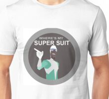 Frozone Wheres My Super Suit Unisex T-Shirt