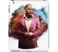 FarCry 4 Pagan Min iPad Case/Skin
