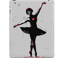 Dance With Death iPad Case/Skin