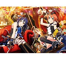 Love Live! School Idol Festival Rin Hoshizora/Umi Sonoda Photographic Print