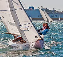 St Mawes One Design Dinghy by GBR309