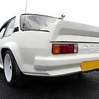 Opel Ascona i400 by Rees Adams