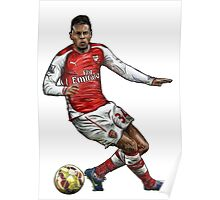 The Enforcer - Francis Coquelin  Poster