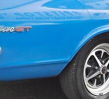 Vauxhall HB Viva GT by Rees Adams