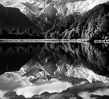 Lake Matheson by Andrew Dickman