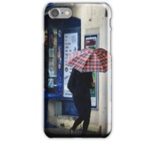 il pleut iPhone Case/Skin