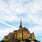 Mont Saint Michel, France by buttonpresser