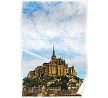 Mont Saint Michel, France Poster