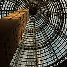 Melbourne Central Shot Tower by ChiaraLily