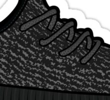 Yeezy 350 Boost Black Sticker