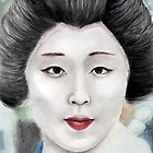 Geisha by freyabigg