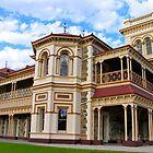 Paringa Hall, Brighton Adelaide by Ali Brown